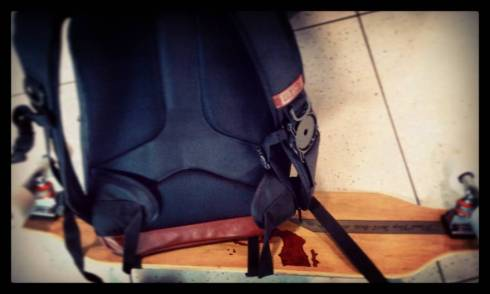 Roissy CDG –Off on new adventures...
