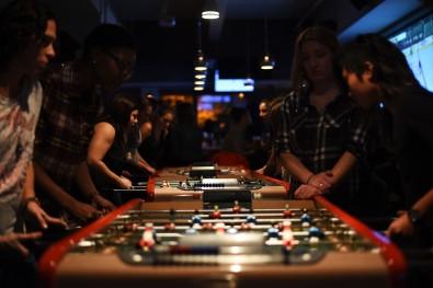 Montréal – Foosball at Fitzroy