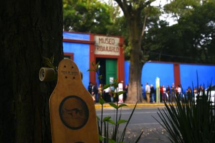 Mexico DF – Culture break at the Museo de Frida Kahlo