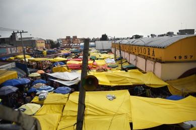 View of the Mercado Sonora #1
