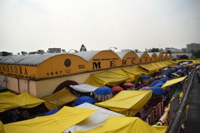 View of the Mercado Sonora #2