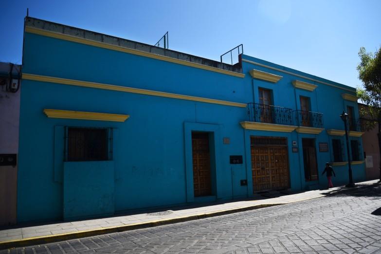 Oaxacan Street