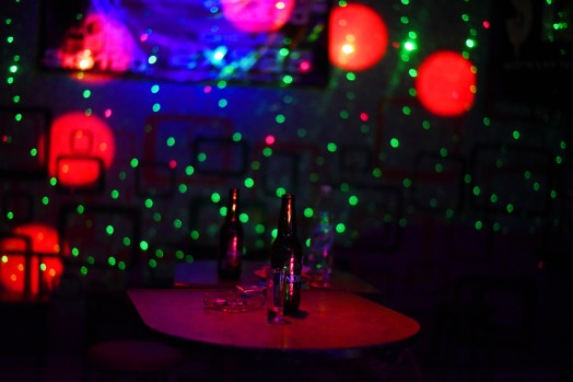 Oaxaca – Empty gay bar...
