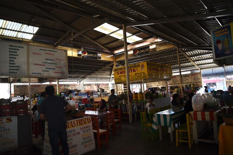 Food... Warehouse?