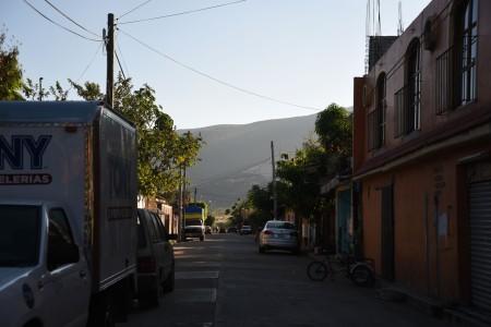 Santa Maria del Tule view
