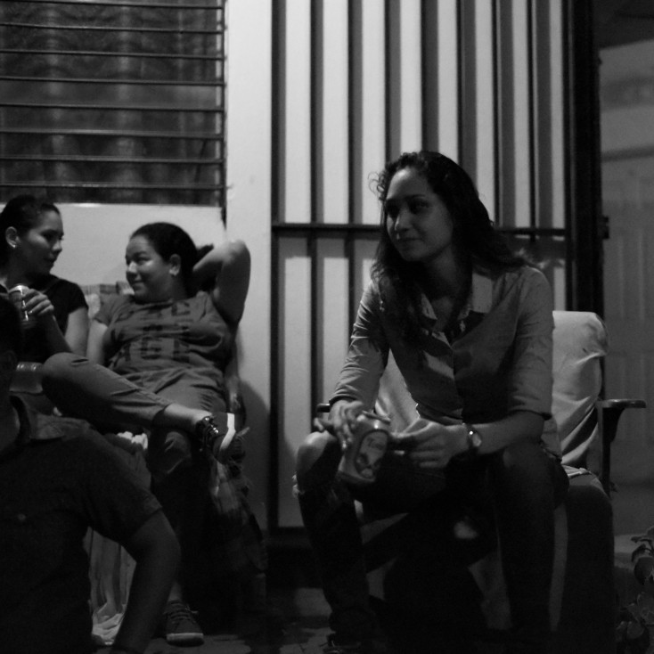 "Nicaragua, Managua – ""Papaya Fest"" aka a party night of cool Managuan lesbians"