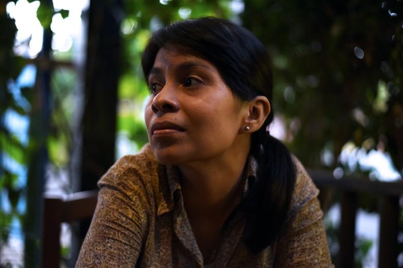 Nicaragua, Managua –Ana K., she's exploring still...