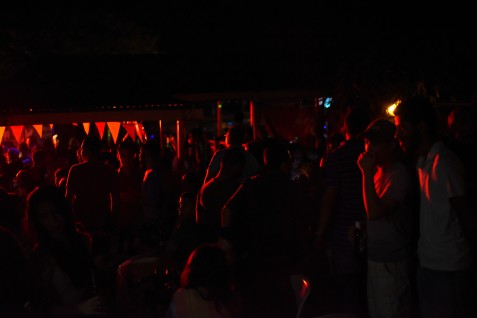Nicaragua, Managua –El Caramanchel, a gay-friendly bar and apparently THE spot where one is to find lesbians!
