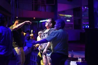 Costa Rica, San Jose –Avispa, a gay club, butch lesbians included