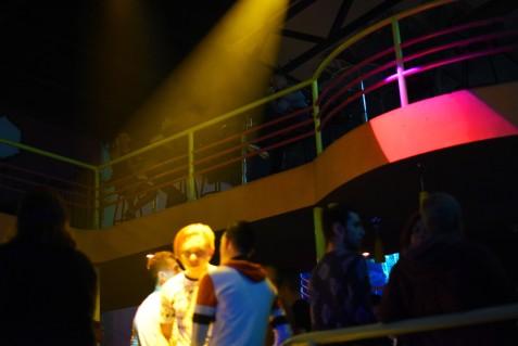Costa Rica, San Jose –Avispa, a gay club