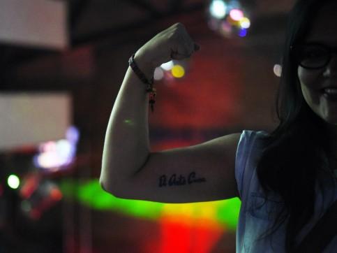 """Costa Rica, San Jose – Fabiola: """"Art cures"""""""