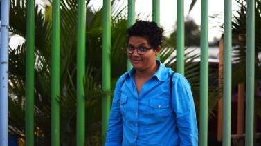 """Nicaragua, Managua –Jaika, """"You talkin' to me?!'"""