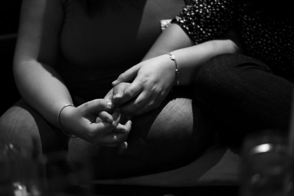 Nicaragua, Managua –Teresa y Nina: That feeling you get when you hold her hand...