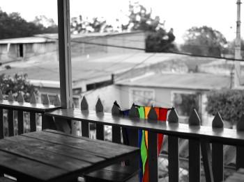 Nicaragua, Managua –La Biblioteca, Helen's bar