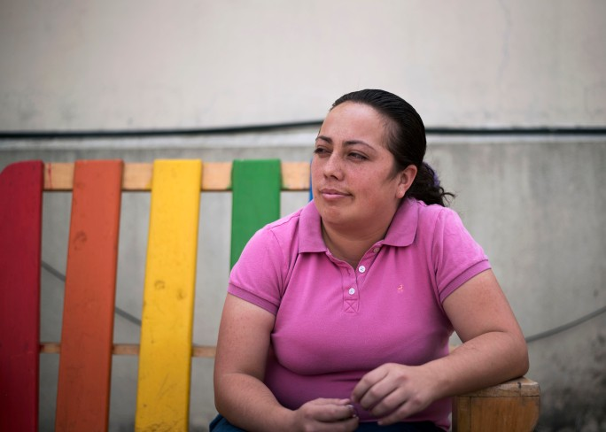 Guatemala, Ciudad Guatemala – Secia, member of Odiscea, basically the only lesbian association in Guatemala