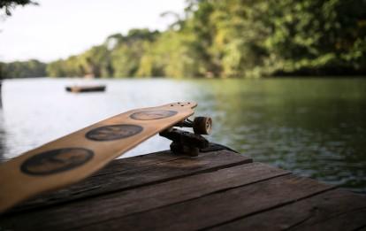Guatemala – Rio Dulce, should we jump off?