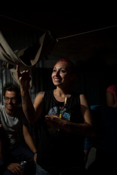Honduras, Tegucigalpa – The birthday girl