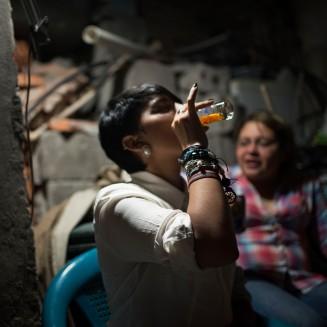 Honduras, Tegucigalpa – Lesbian party