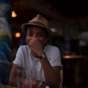 El Salvador – Patty, future mayor of El Zonte