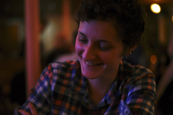 Montréal – She's so cute when she smiles