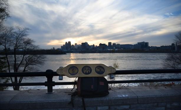 Montréal – Tourist Shot! At Parc Jean Drapeau