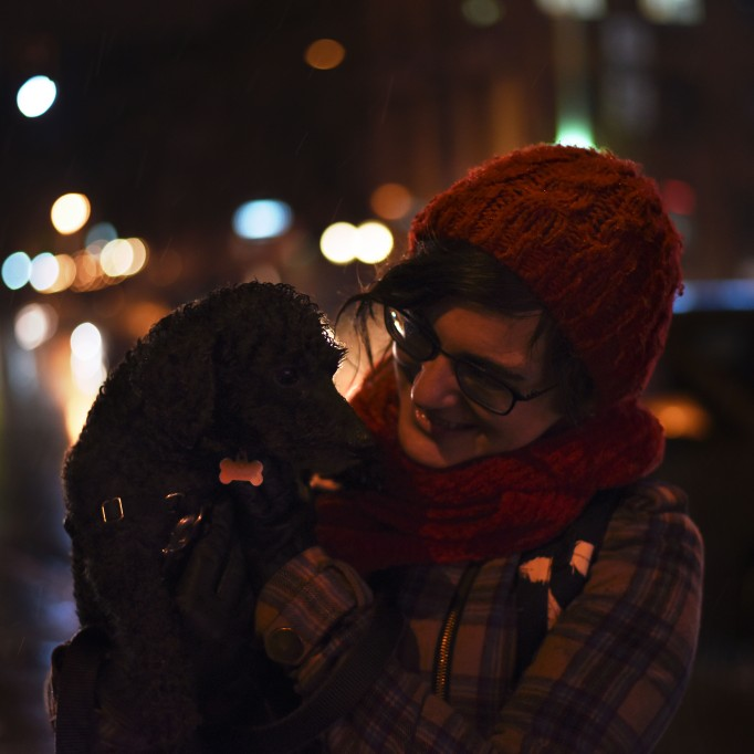 Montréal – Stereotype #43: lesbians and their dogs