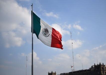 Big flag...