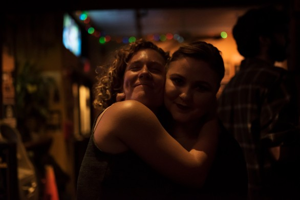 Boston, USA – Sasha & Chelsea at Queeraoke
