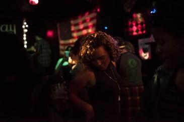 Boston, USA – Sasha at Queeraoke