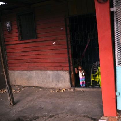 Managua – Child cage