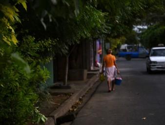 Managua – Orange Grandma