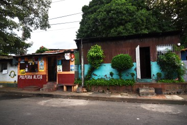 Managua Streets