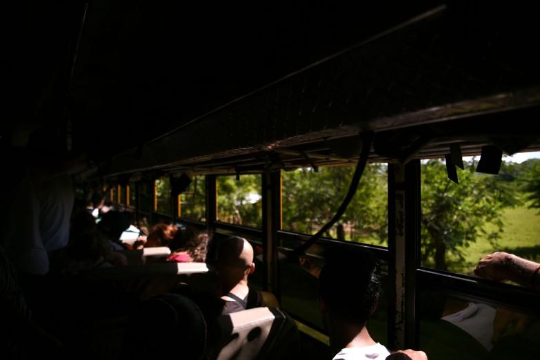 Granada – On the chicken bus to Rivas