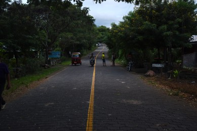 Ometepe roads