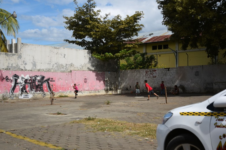 León – Baseball time