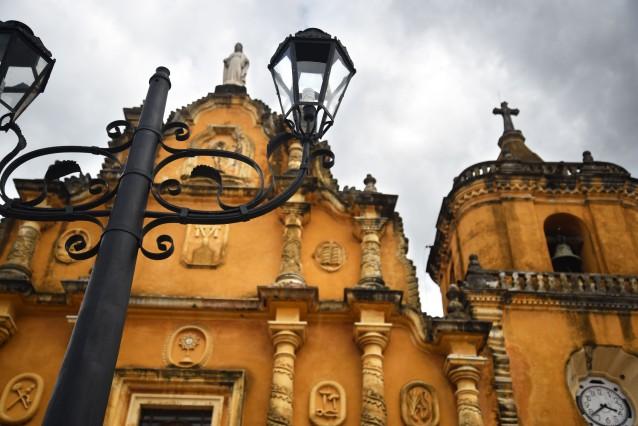 León – Iglesia La Recoleccion