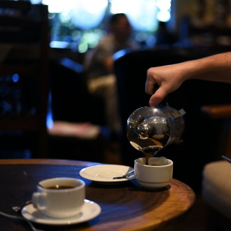 Managua – Molino coffee shop