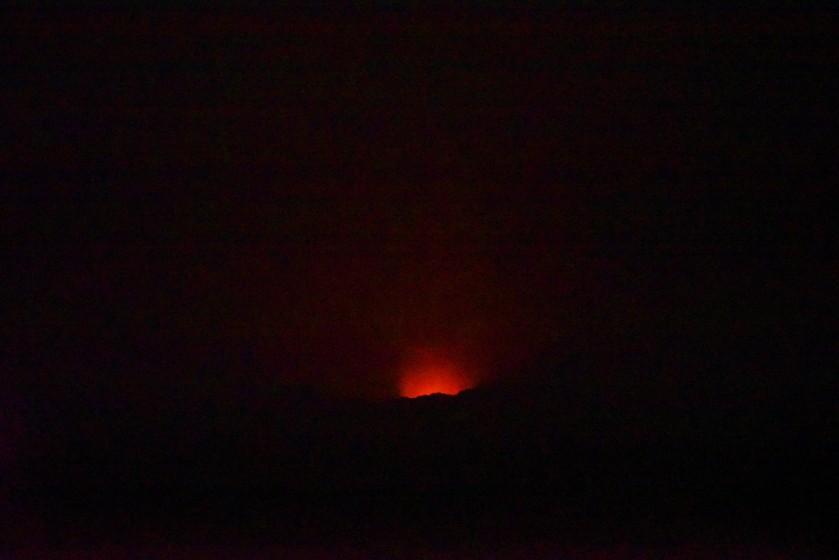 Masaya Volcán – Lava glow