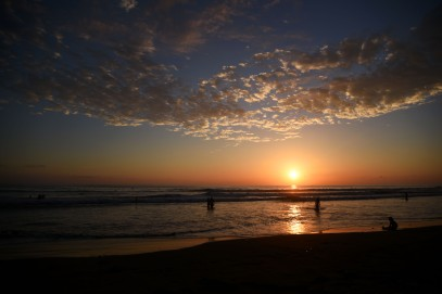Dominical – Sunset