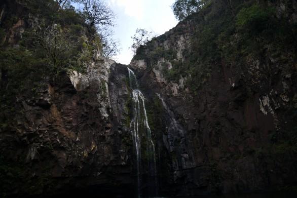 Salto Estanzela – Cascada