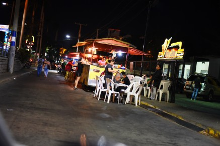 Managua – Street food