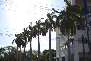 Managuan Streets