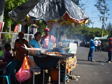 Managua – More street food
