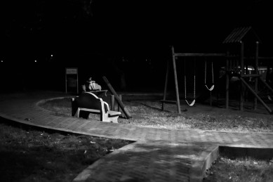 Children's park at Xochi