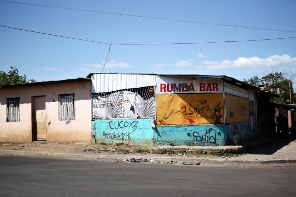 Managua –I guess it's closed