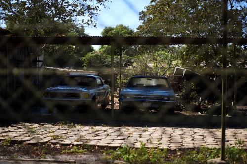 Managua –Old cars