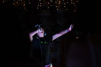 Managua –Somos Guerreras concert