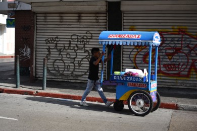 Ciudad Guatemala – Street food
