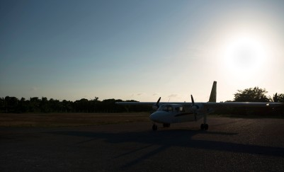 Caye Caulker airport