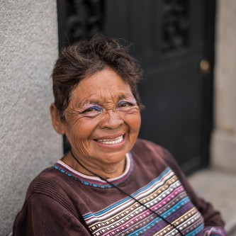 Ciudad Guatemala – Beautiful woman